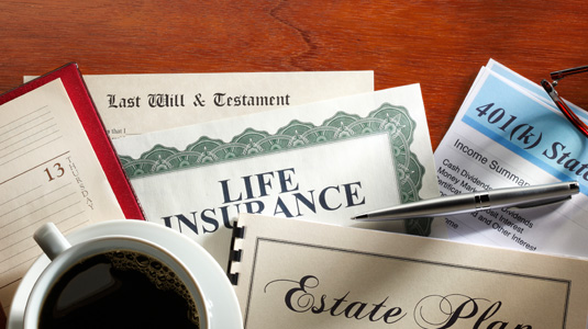 estate-planning-papers